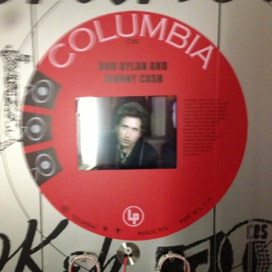 Photo taken at The GRAMMY Museum by Andrew K. on 11/8/2012