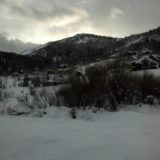 Photo taken at Steamboat Resort by Barry G. on 2/9/2013