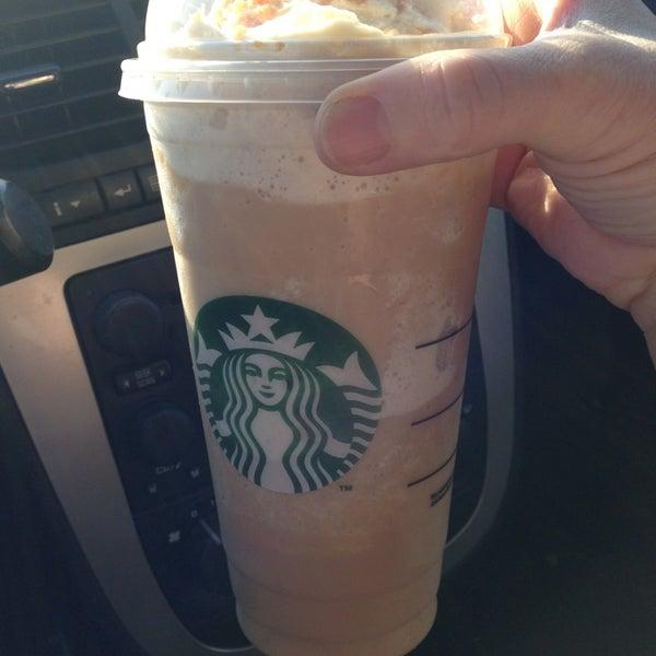 Yummy!! My Friday morning treat!