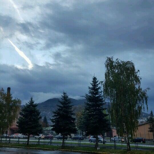 Photo taken at Autobusna stanica by Alyona Z. on 10/21/2016