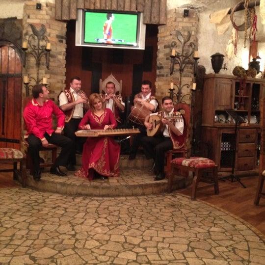 Снимок сделан в Old Erivan Restaurant Complex пользователем Ирина 10/12/2012