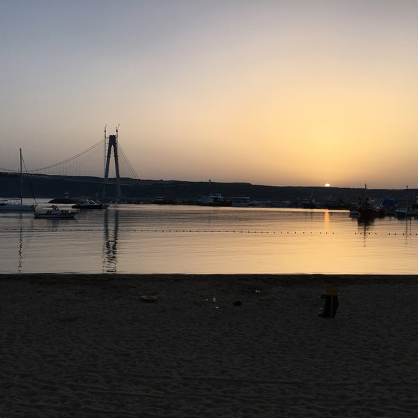 Photo taken at Poyrazköy Sahil by RızaNecef on 6/18/2016