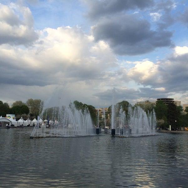 Foto scattata a Gorky Park da Alexander . il 5/4/2016