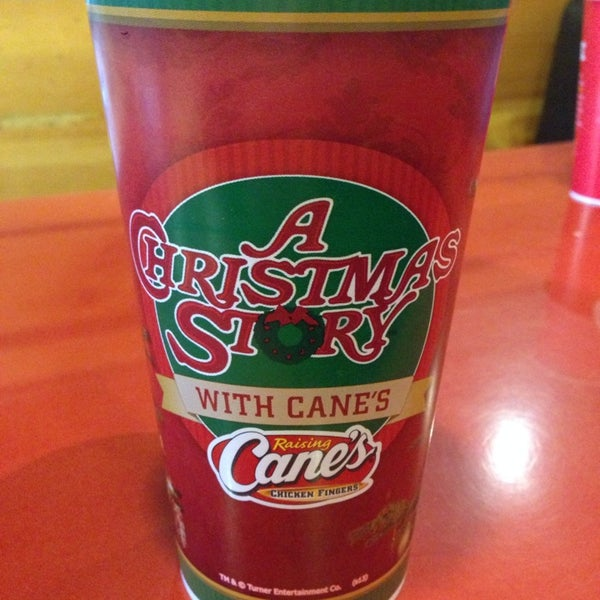 Photo taken at Raising Cane's by Rhettest In Room on 11/24/2013