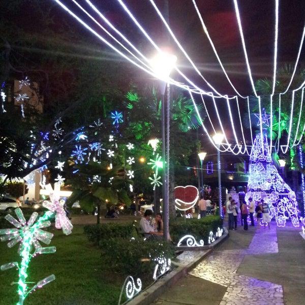 Photo taken at Parque Las Palmas by Alexander H. on 11/16/2013