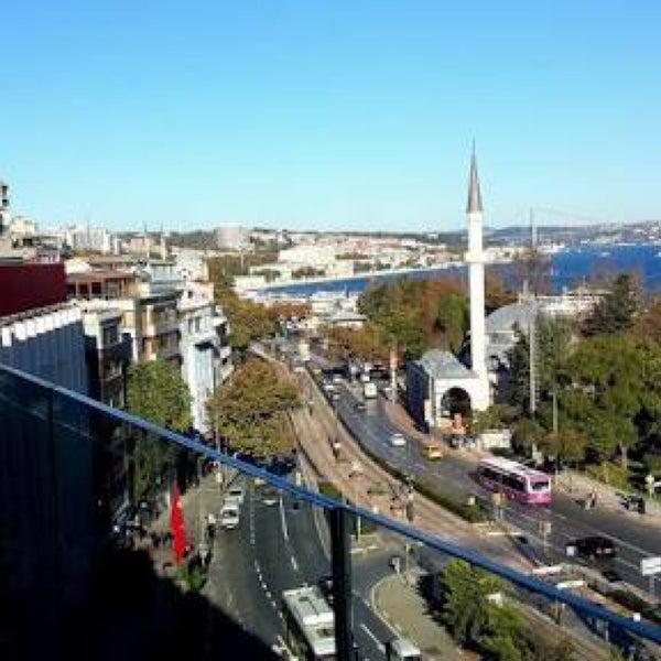 5/26/2016 tarihinde İlkerziyaretçi tarafından Anjer Hotel Bosphorus'de çekilen fotoğraf