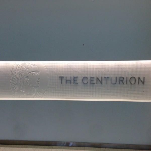 Photo taken at The Centurion Lounge Las Vegas by Austin T. on 8/1/2013