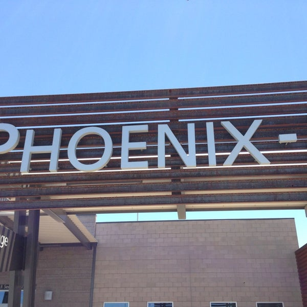 Photo taken at Phoenix-Mesa Gateway Airport (AZA) by Shari T. on 6/25/2013