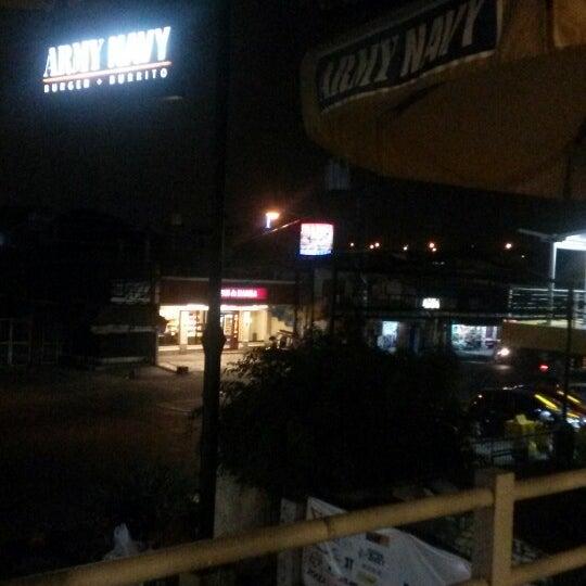 Photo taken at Army Navy Burger + Burrito by Chris.ti.a on 5/18/2014