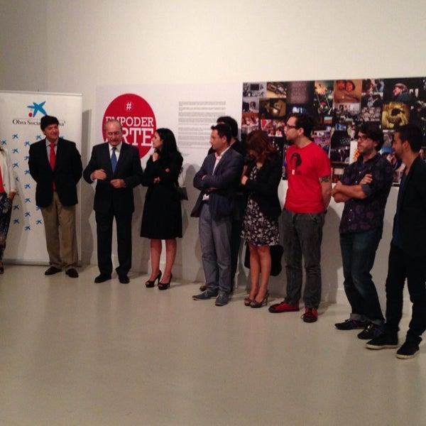 Foto tomada en CAC Málaga - Centro de Arte Contemporáneo por Sergio Z. el 6/25/2013