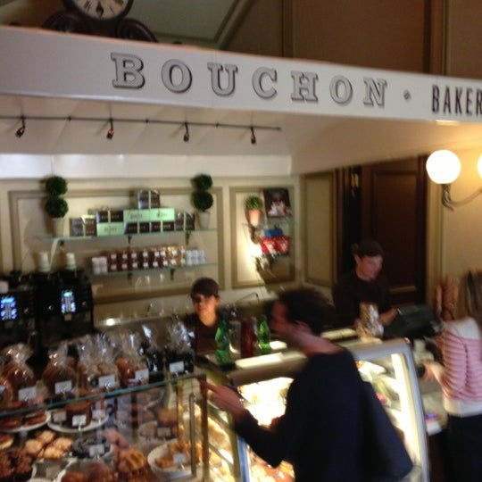 Good Bakery In Los Angeles: Bouchon Bakery (Now Closed)