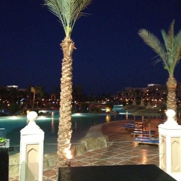 Photo taken at Albatros Palace Resort & Spa by Татьяна🎸 Л. on 4/2/2013