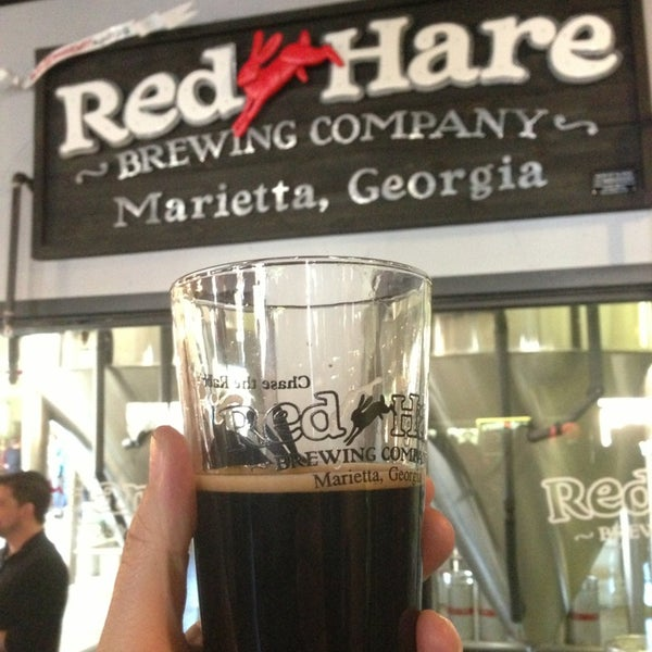 Red Hare Brewery Tour
