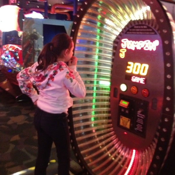 Photo taken at Dave & Buster's by Duane T. on 12/22/2012