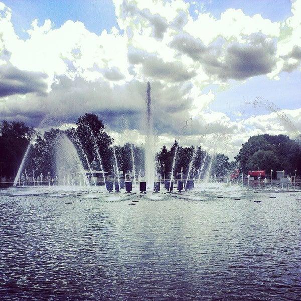 Foto scattata a Gorky Park da Богдан Л. il 7/18/2013