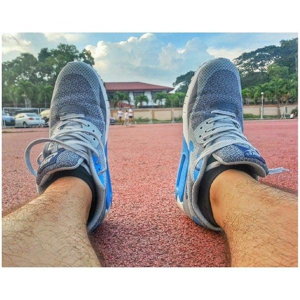 Photo taken at Iloilo Sports Complex by John Ryan Yap P. on 8/14/2014