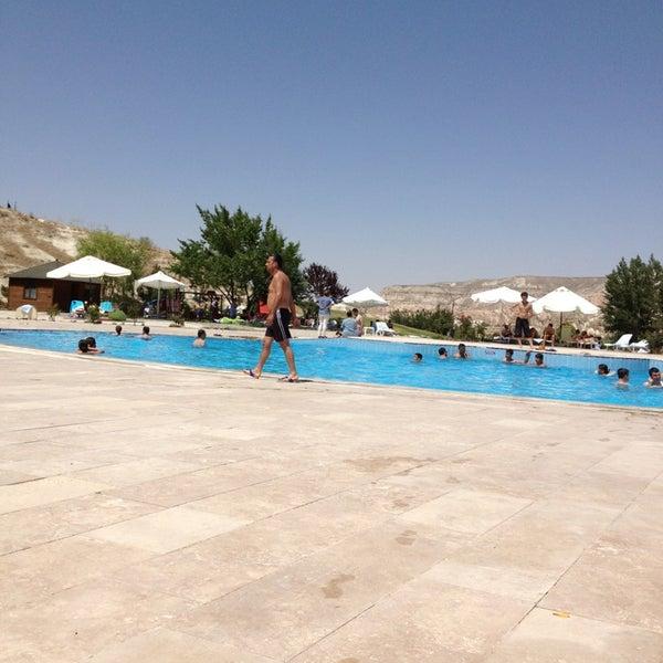 6/30/2013 tarihinde D.yuguranziyaretçi tarafından Tourist Hotels & Resorts Cappadocia'de çekilen fotoğraf