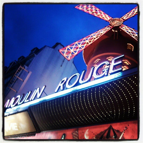 Photo taken at Moulin Rouge by Maxim S. on 12/27/2012