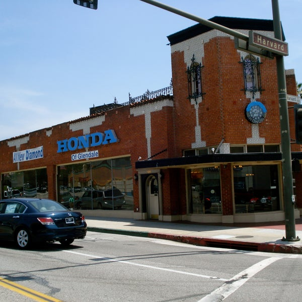diamond honda of glendale now closed auto dealership