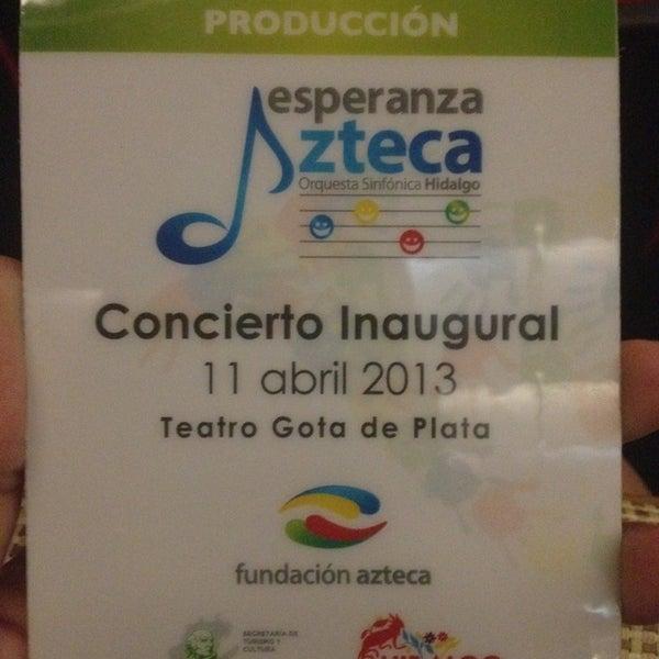 Fotos en Auditorio Gota de Plata - Auditorio