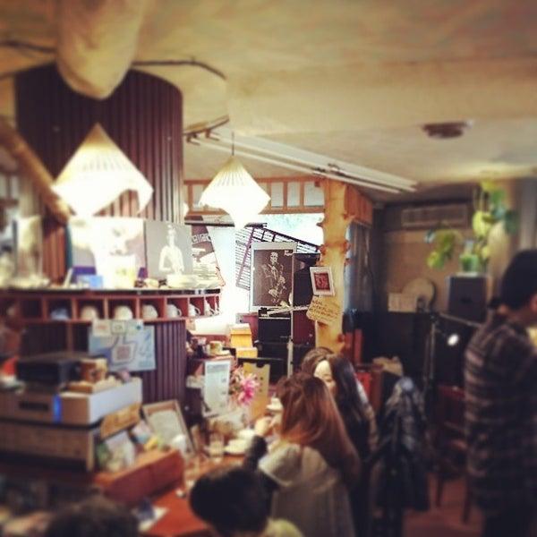 Photo taken at Nefertiti Jazz Cafe & Bar by Ichitaro K. on 10/25/2014