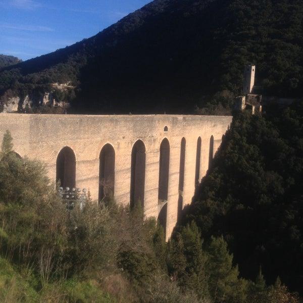 Photo taken at Ponte Delle Torri by Anastasia on 12/28/2013