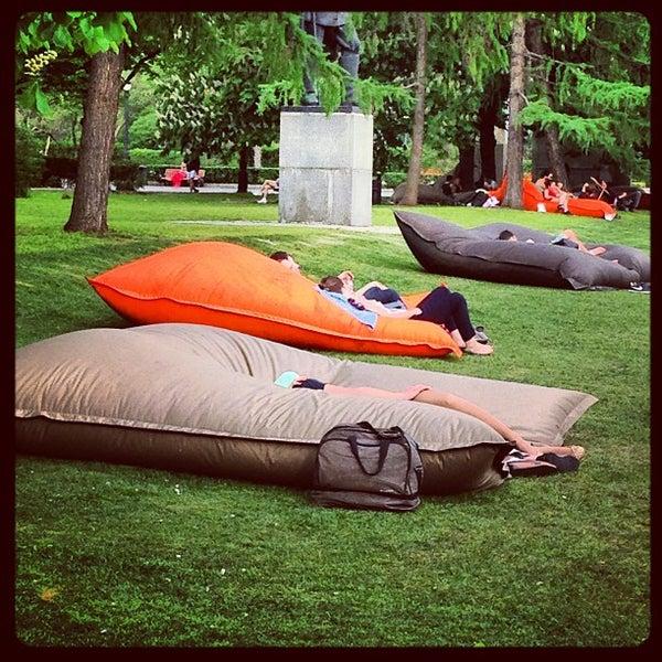Foto scattata a Gorky Park da Irina A. il 5/15/2013