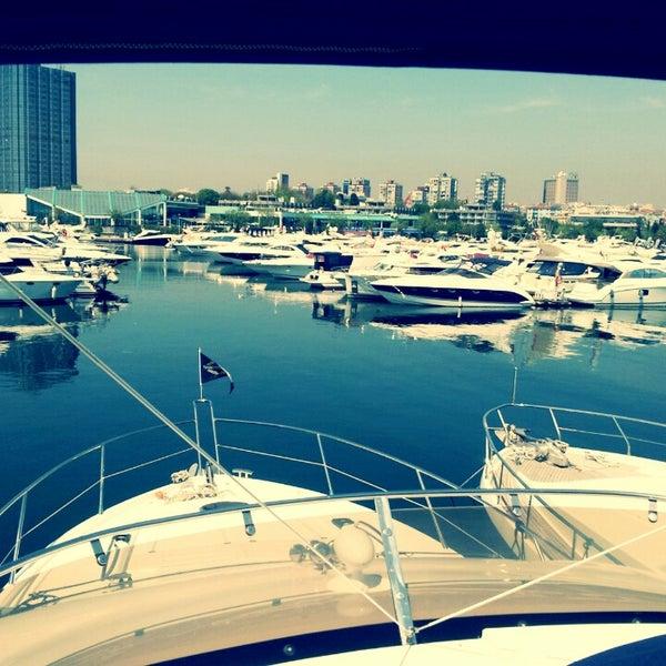 6/13/2013 tarihinde Alper Tuna Ç.ziyaretçi tarafından Ataköy Marina'de çekilen fotoğraf