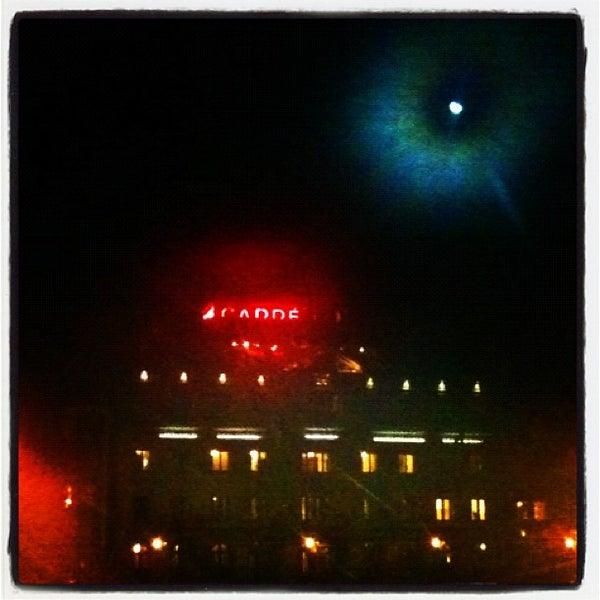 Photo taken at Amstelsluis by Boris K. on 12/3/2012