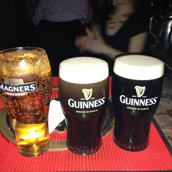 Photo taken at Fado Irish Pub & Restaurant by Dana C. on 3/8/2013