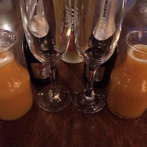 Yummy butch mimosas