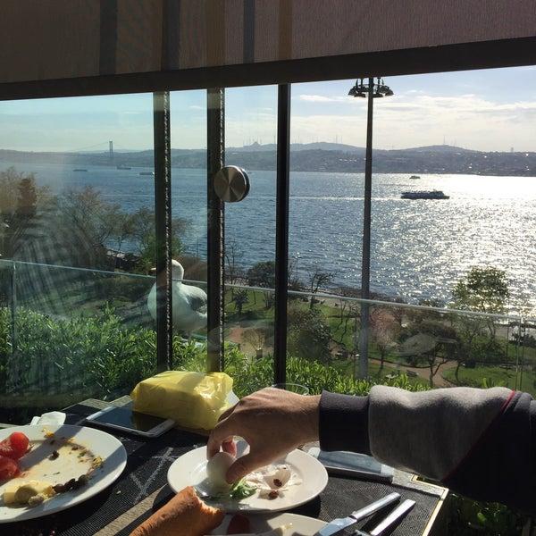 4/11/2016 tarihinde Sergen S.ziyaretçi tarafından Anjer Hotel Bosphorus'de çekilen fotoğraf