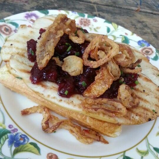 Foto tirada no(a) The Waffle Window por Tania M. em 11/21/2012