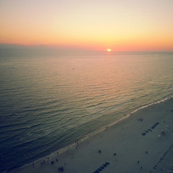 Photo taken at Majestic Beach Resort Panama City Beach by Lisa S. on 3/17/2013