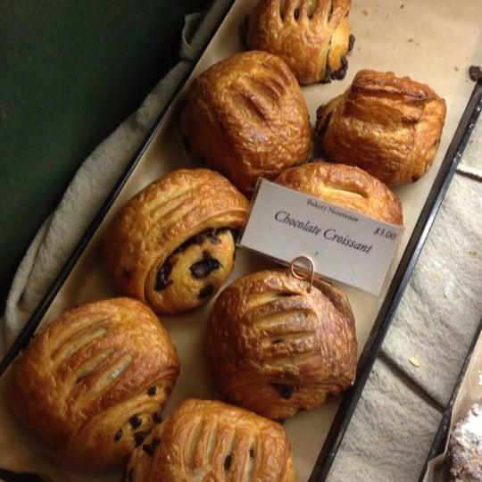 Photo taken at Bakery Nouveau by Michael E. on 11/2/2012
