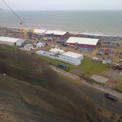 Photo taken at Mistura Perú by Juan T. on 9/9/2014