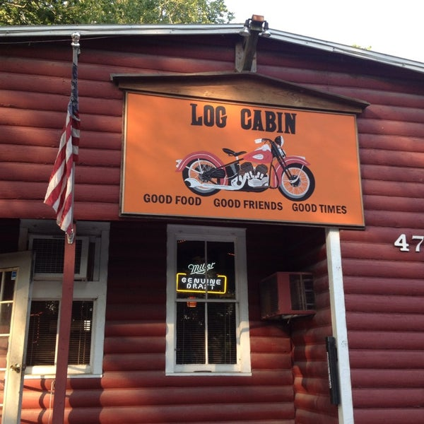 the log cabin inn columbia nj