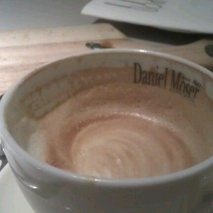 Das Foto wurde bei Café Daniel Moser von Liudmila K. am 12/29/2012 aufgenommen