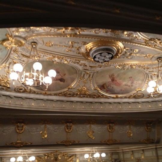 Photo taken at Buxton Opera House by Kathryn J. on 11/24/2012