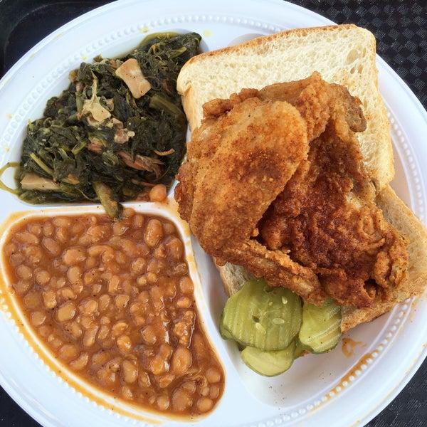 Best Soul Food Nashville Tn