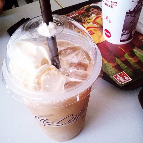 Photo taken at McDonald's by Thamara M. on 5/3/2014