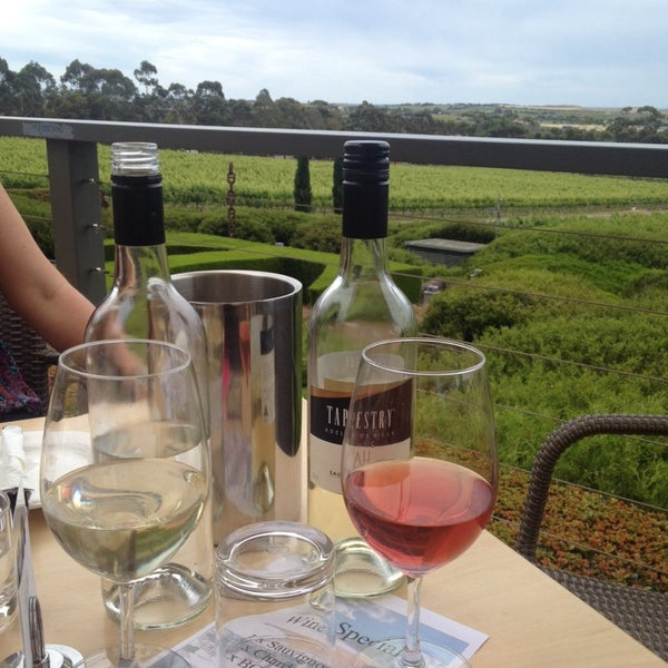 Photos at Tapestry Winery - McLaren Vale, SA