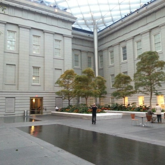 Photo taken at National Portrait Gallery by Stuart D. on 10/17/2012