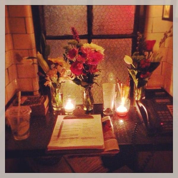 Photo taken at Schiller's Liquor Bar by Ajax on 3/21/2013