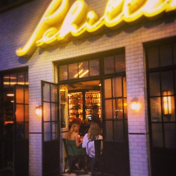 Photo taken at Schiller's Liquor Bar by Ajax on 4/10/2013