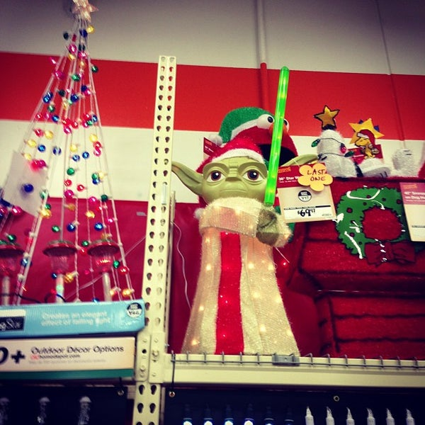 Photo Taken At The Home Depot By Theo D On 12 7 2012