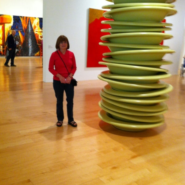 Photo taken at Palm Springs Art Museum by Norma on 1/13/2013