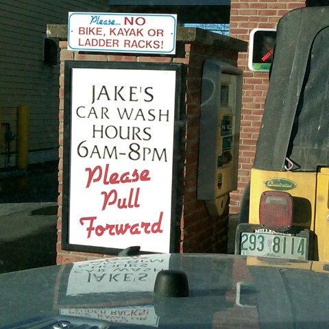 Jake S Car Wash Lebanon Nh