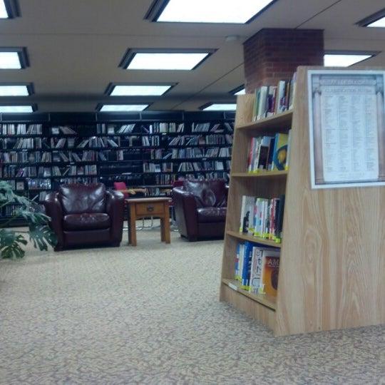 Photo taken at UWM Golda Meir Library by Sonja B. on 11/16/2012