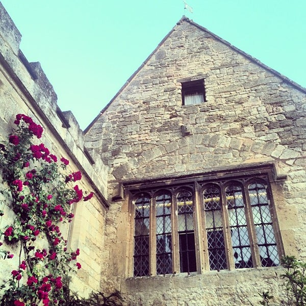 Photo taken at Ellenborough Park by Mike P. on 7/11/2013
